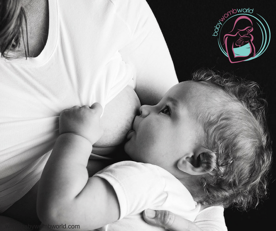 Top 5 Things You Need for Breastfeeding