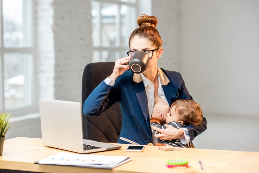 Breastfeeding whilst working – why all the hassle?
